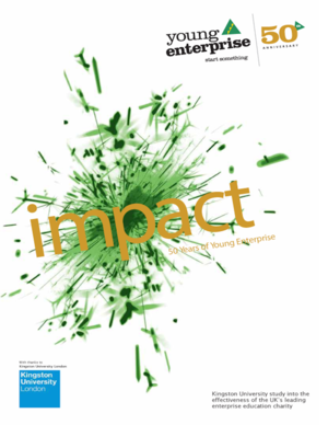 2012 JA YE UK Impact Study Cover