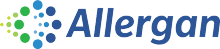 Allergan new logo