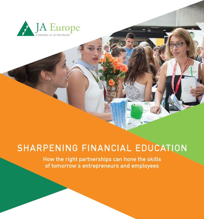 JA Europe Sharpening Financial Education