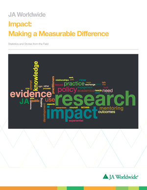 2015 JA Worldwide Impact Report