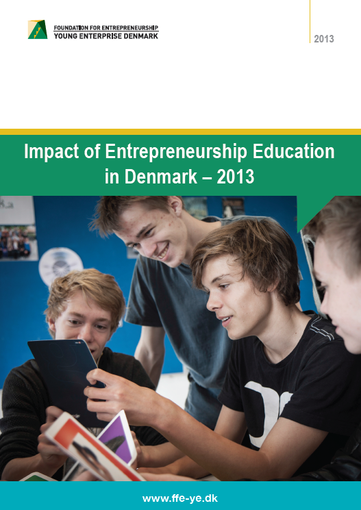 Impact of Entrepreneurship Education in Denmark 2013