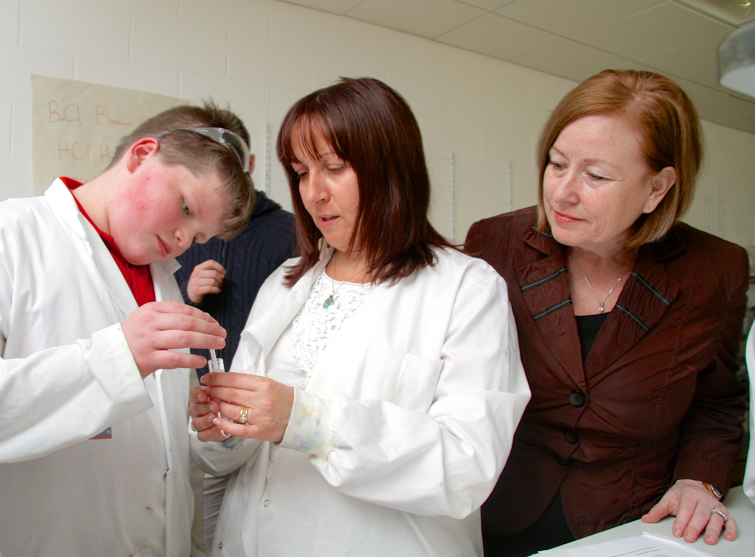 Challenge Science Students Galway